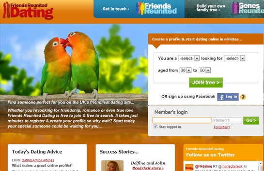 friends reunited online dating Anticipated acquisition by brightsolid group limited of friends reunited holdings limited with friends reunited dating online service.